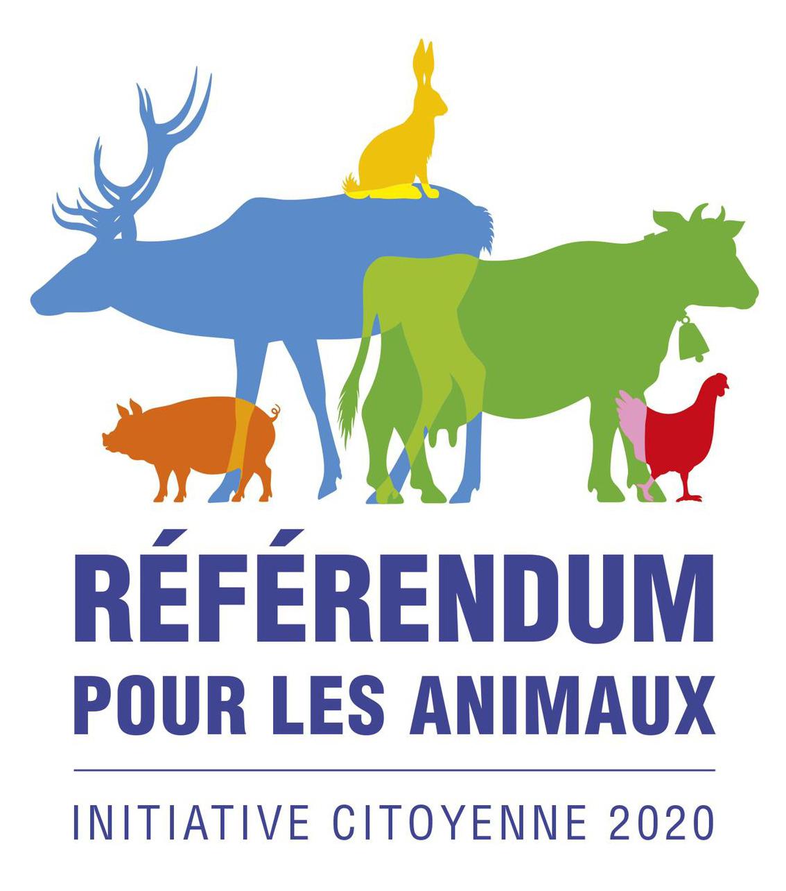Logo du Référendum pour les animaux